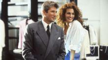 Adivina cuántas veces ha visto Richard Gere su icónica película 'Mujer Bonita'