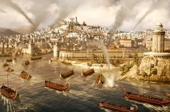 Total War: Rome 2 trailer is full of murder and intrigue, light on strategy