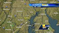 Maryland's Thursday evening weather forecast