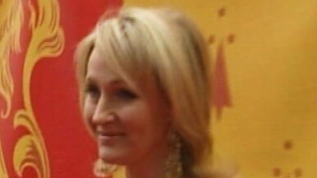 J.K. Rowling's Cover Blown When Her Attorney Reveals Her Pen Name