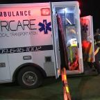 Child, man injured in shooting at high school football game in Pleasantville, New Jersey