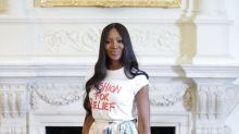 Naomi Campbell says she was banned from a French hotel 'because of the color of my skin'