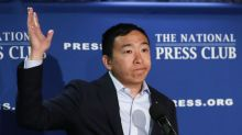 Andrew Yang Will be Back on Democratic Debate Stage in February