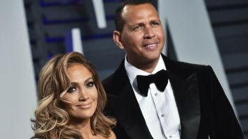 A-Rod, JLo caught at closed Florida gym