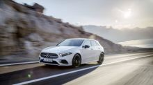 Mercedes unveils its new A-Class with updated look and luxury features