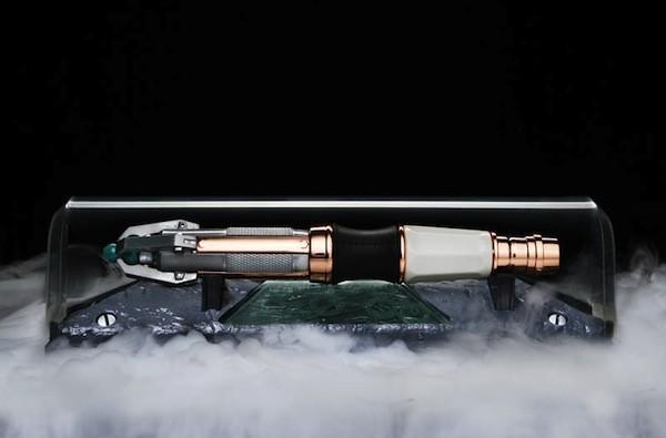 ThinkGeek's Mark VII Sonic Screwdriver universal remote pleases Whovians in time for Comic-Con