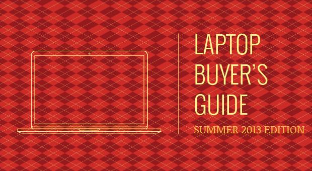 Engadget's laptop buyer's guide: summer 2013 edition