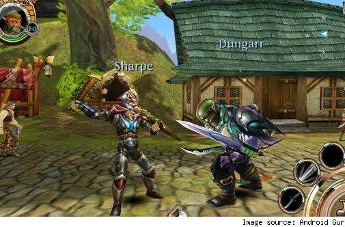 Gameloft bringing Order & Chaos Online to your Mac