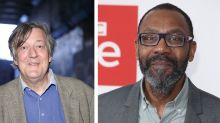 Stephen Fry and Lenny Henry join Doctor Who season 12