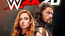"""Step Inside"" WWE® 2K20 and Experience Franchise Firsts with Cover Superstars Becky Lynch® and Roman Reigns™"