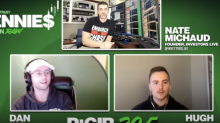 Nathan Michaud, Founder Of Investors Underground, Joins 'Pennies Going in Raw' To Talk Twitter Traders, Short Selling And More