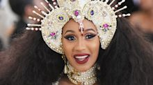 Cardi B's Makeup Artist Shares All the Details of Her 2018 Met Gala Look