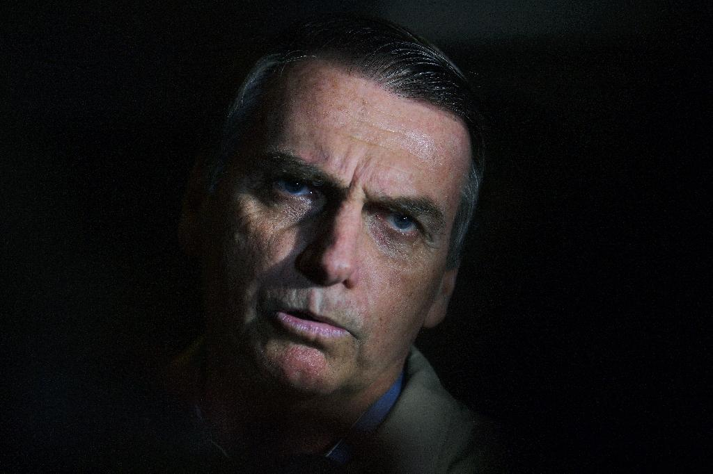 Brazil's new president has vowed to streamline government and prioritize business interests (AFP Photo/Carl DE SOUZA)