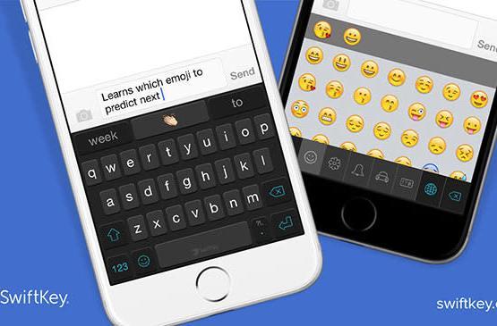 Swiftkey starts predicting emoji for iPhones and iPads