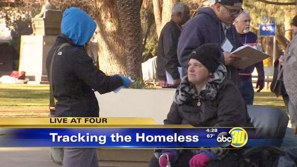 Tackling homelessness in Fresno