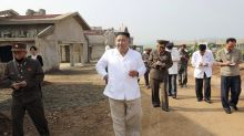 N. Korea's Kim visits chicken farm, calls for improvements