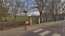 Teenager 'raped in park by man who tried to start conversation with her'