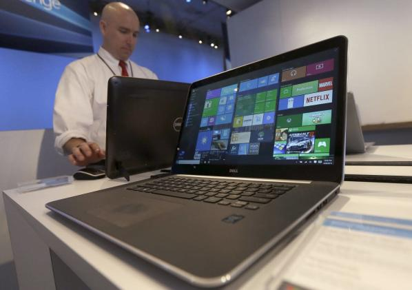 Windows 10 didn't stop PC sales from dropping this summer
