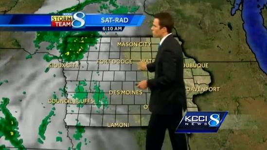 Storms start today