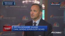 Siemens: Not yet seen an impact of trade tensions