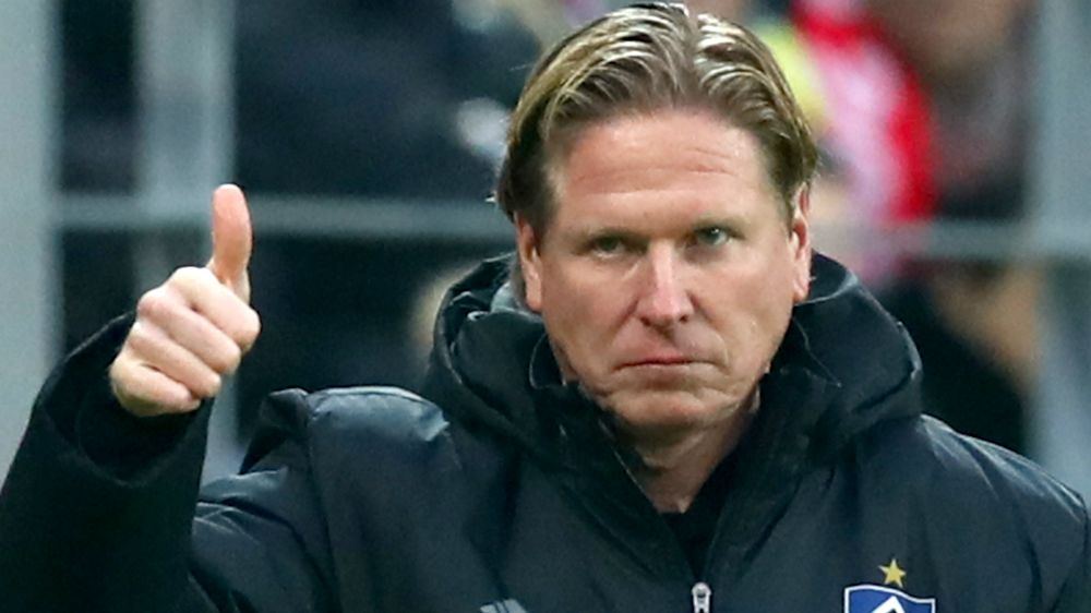"""HSV-Coach Markus Gisdol: """"Wiese? Haben regelmäßig Kontakt"""""""