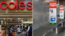 Coles and Woolworths' stunning response to panic buying fears