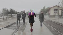 Video Premiere: Allison Iraheta & Halo Circus Offer a Healing Message With 'Band Aid'