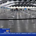 Mass Vaccination Site At San Francisco Moscone Center Set To Reopen