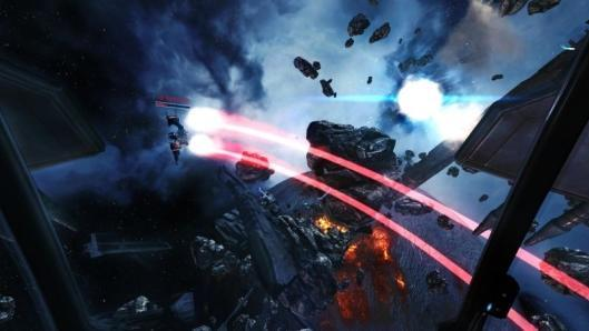 CCP: EVE Valkyrie is at the forefront of the VR 'movement'