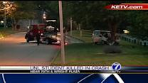 Teen dies after early-morning crash