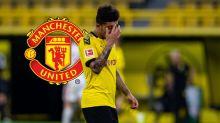 Man Utd's Sancho hopes hit as Dortmund star heads to pre-season training camp
