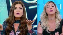 Lívia Andrade passa do ponto e protagoniza barraco com Mara Maravilha na TV
