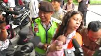 U.S. pair sentenced in Bali suitcase murder