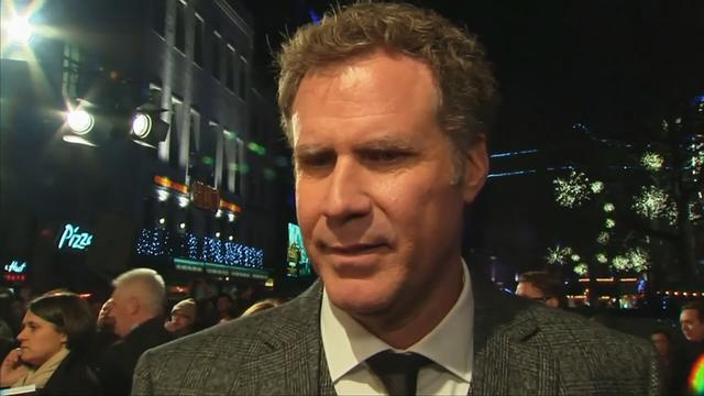 Will Ferrell on the