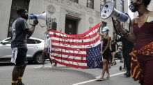Outrage after NYPD hustles protester into unmarked van