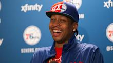 Allen Iverson responded to Tim Hardaway's crossover critique with a HOF burn