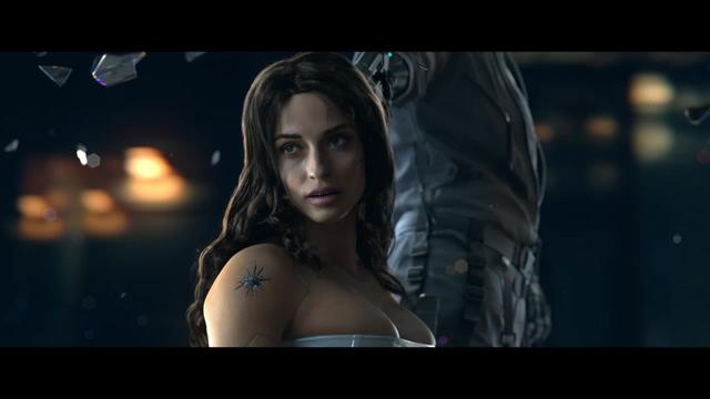 GS News -   Cyberpunk 2077 trailer teases Witcher 3 announcement