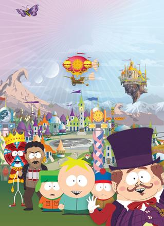 South Park making long-awaited Blu-ray debut in March