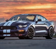 Hennessey's 800-HP Shelby GT350 Mustang Sounds Like Heaven, Goes Like Hell