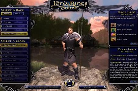 These LotRO Update 15 vids are all about the Beorning