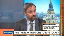 State Street's Metcalfe Says Italy Is Clearly a Risk