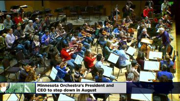 Minnesota Orchestra President & CEO To Step Down In August