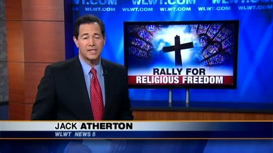 Social conservatives rally for religious freedom