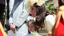 Prince George and Princess Charlotte Looked So Adorable at the Royal Wedding, Your Heart Might Burst