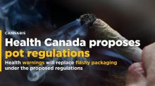 Health Canada releases proposed pot regulations