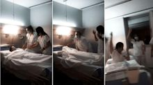 """Investigan a trabajadoras de un hospital de Tarragona por un polémico vídeo: """"Se burlan de los muertos"""""""