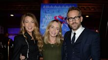 Blake Lively and Ryan Reynolds Had a Rare Public Date Night Just For Emily Blunt