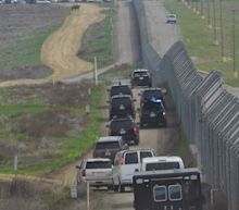 Trump Doesn't Get His 'Great Beautiful Wall' But Does Get 33 Miles Of Fence