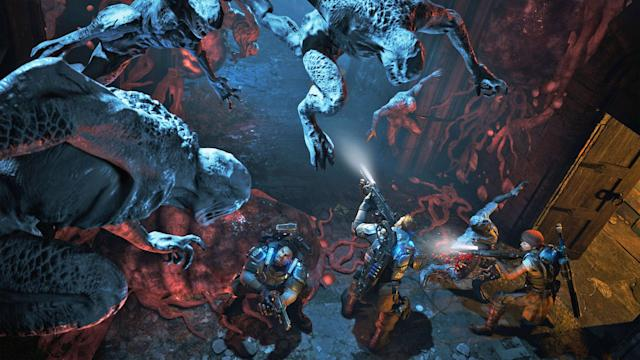 'Gears of War 4' writers are striving for a deeper story
