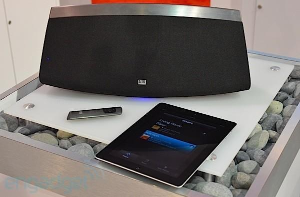 Altec Lansing Live 5000 WiFi music system makes its debut, plays nice with Android and iOS (ears-on)